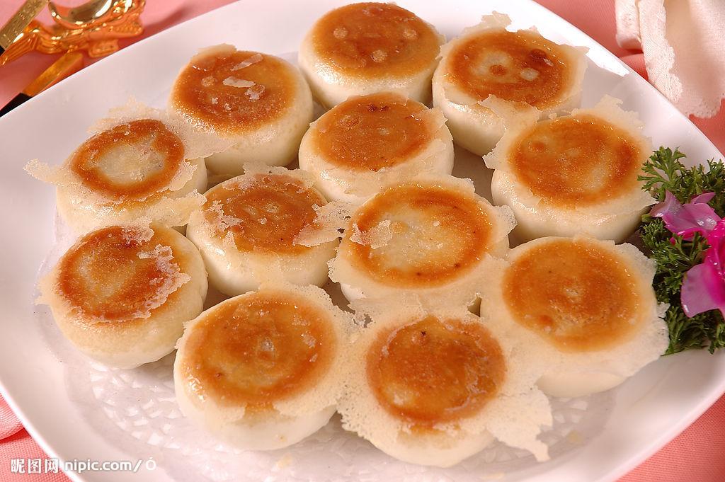 水煎包的做法大全_利津水煎包做法培训-特色小吃-济南聖美味小吃技术培训